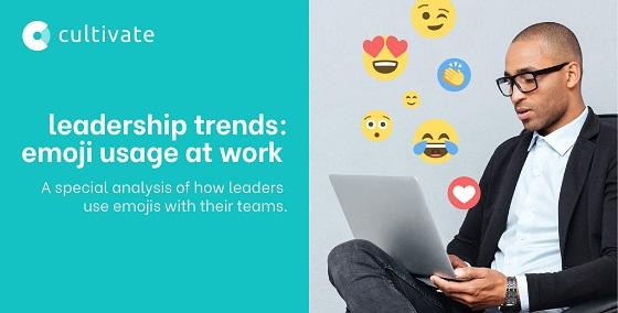 How Leaders Use Emojis in Slack at Work